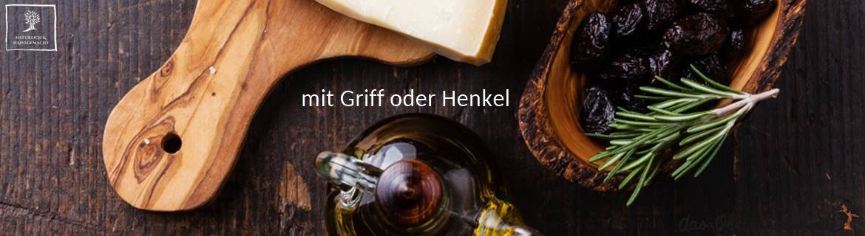 mit Griff/Henkel